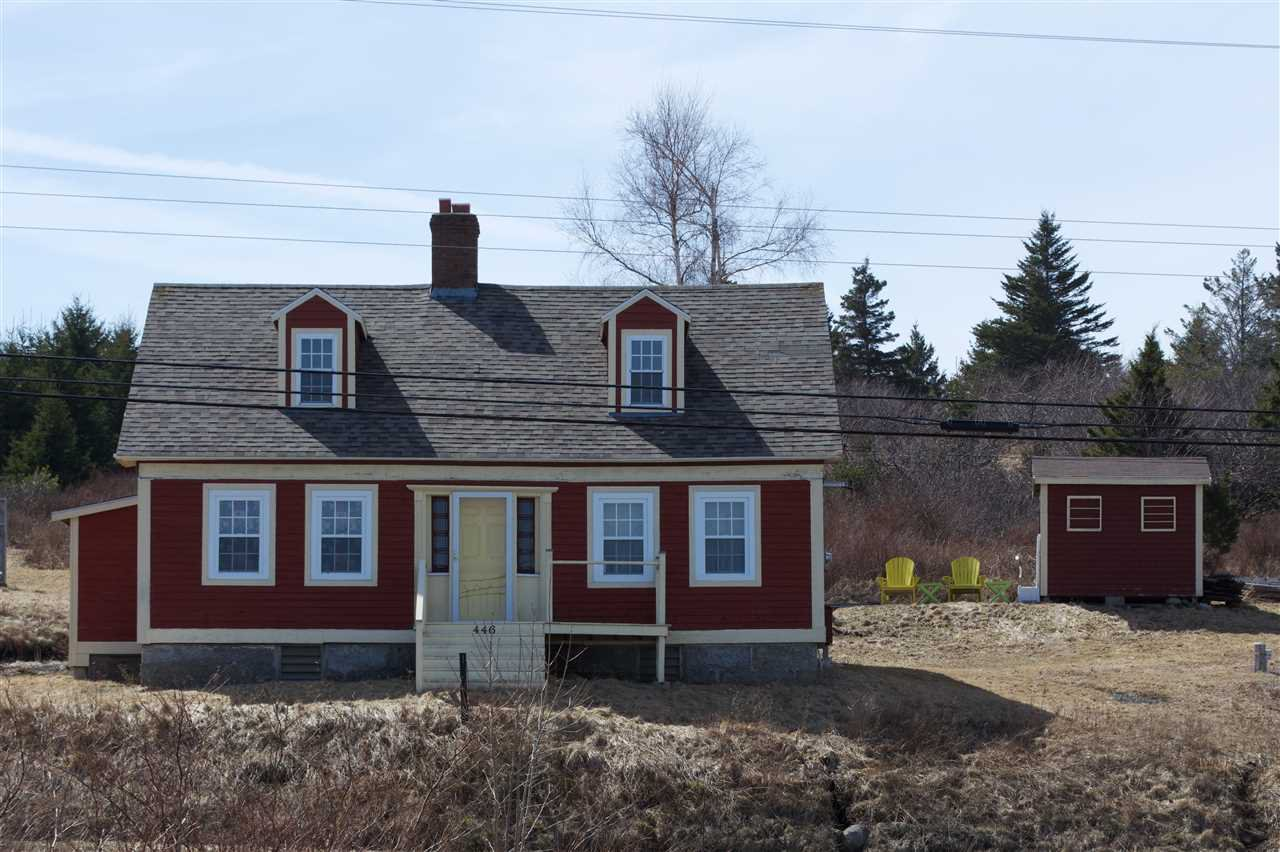 Main Photo: 446 Kingsburg Road in Lower Rose Bay: 405-Lunenburg County Residential for sale (South Shore)  : MLS®# 201923316