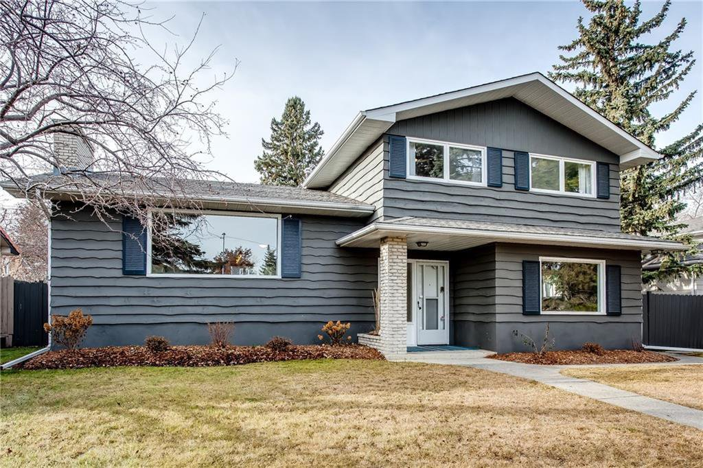 Main Photo: 7319 KEEWATIN Street SW in Calgary: Kelvin Grove Detached for sale : MLS®# C4276141