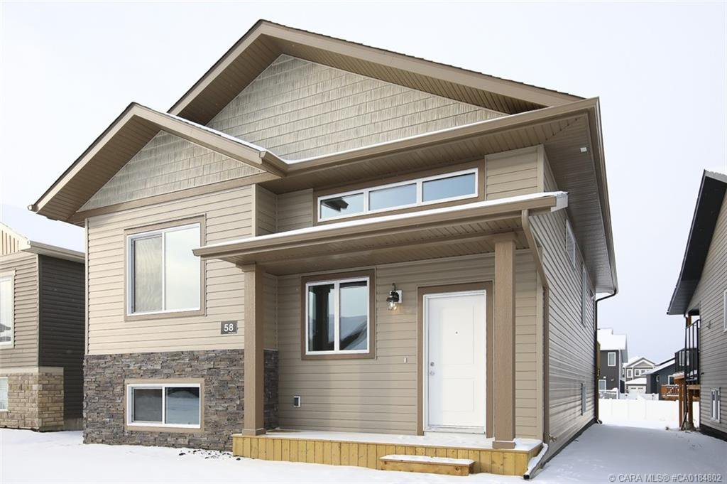 Main Photo: 58 Village Crescent in Red Deer: RR Vanier East Residential for sale : MLS®# CA0184802