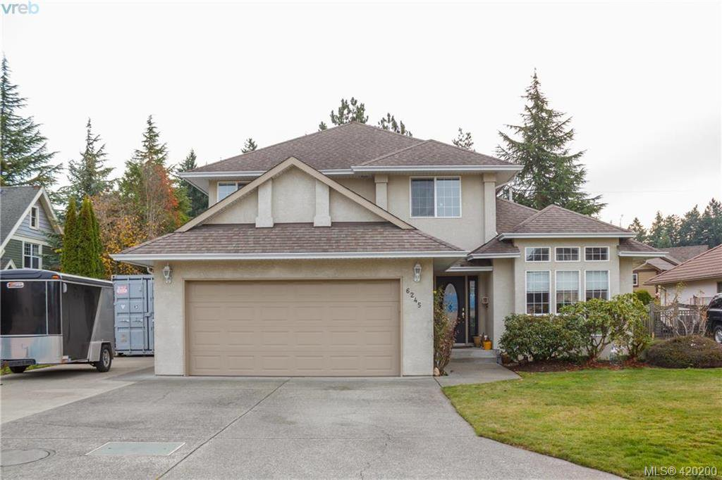 Main Photo: 6245 Tayler Crt in VICTORIA: CS Tanner House for sale (Central Saanich)  : MLS®# 831673