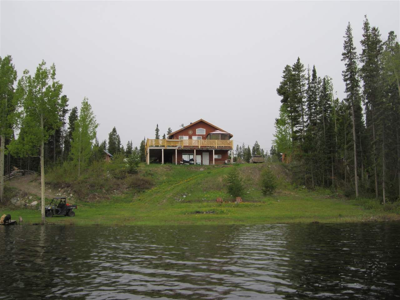 Main Photo: 3126 ELSEY Road: Williams Lake - Rural West House for sale (Williams Lake (Zone 27))  : MLS®# R2467730