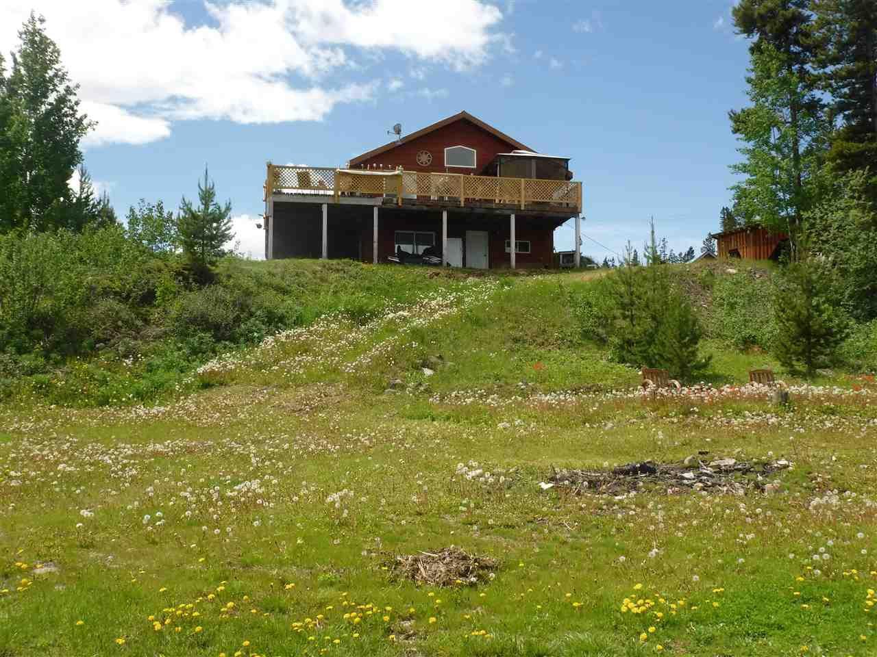 Photo 2: Photos: 3126 ELSEY Road in Williams Lake: Williams Lake - Rural West House for sale (Williams Lake (Zone 27))  : MLS®# R2467730