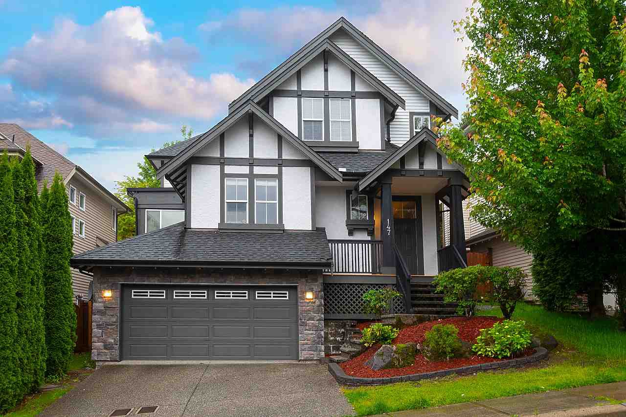 """Main Photo: 147 MAPLE Drive in Port Moody: Heritage Woods PM House for sale in """"EVERGREEN HEIGHTS"""" : MLS®# R2473415"""