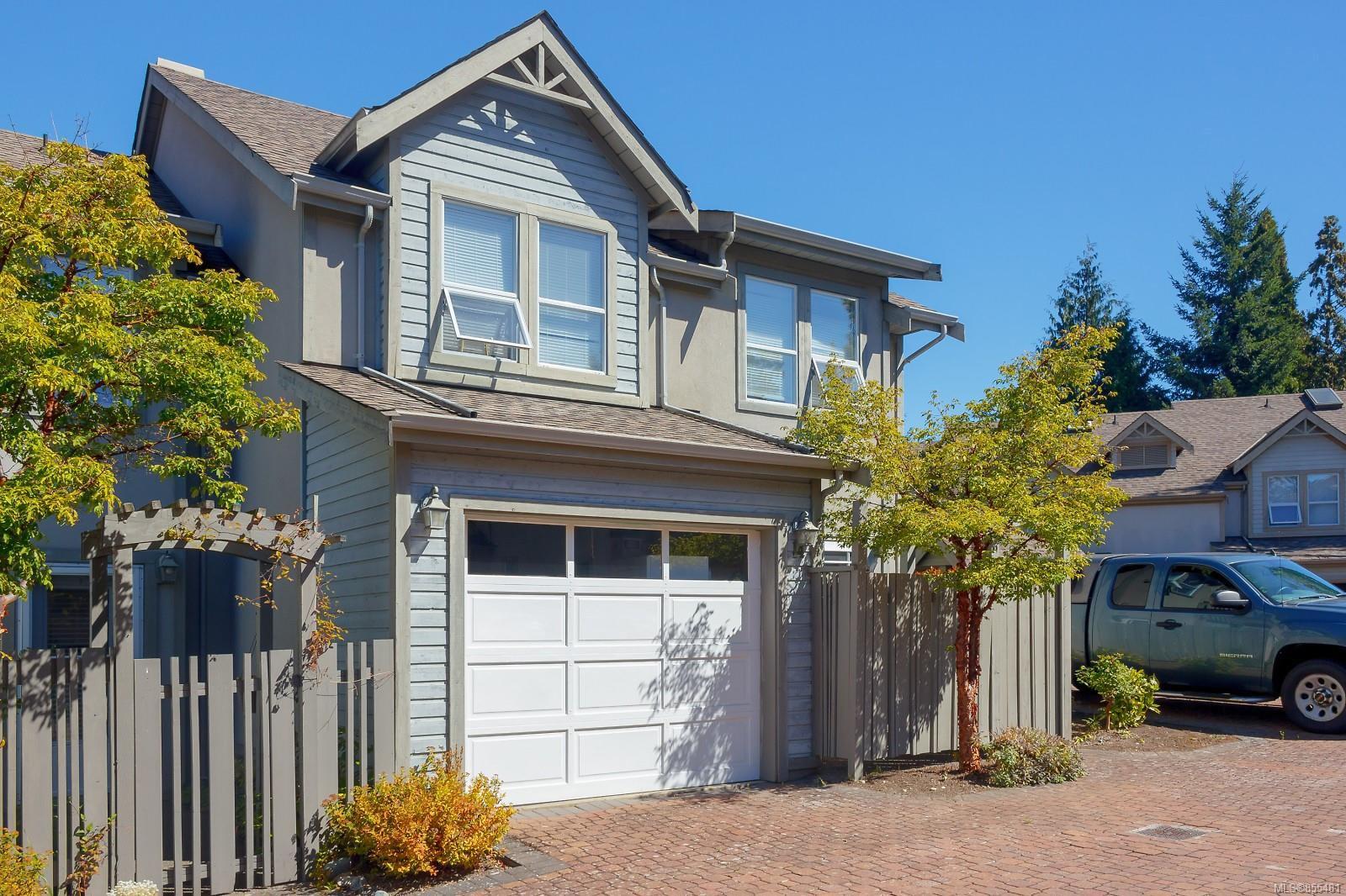 Main Photo: 14 3947 Cedar Hill Cross Rd in : SE Cedar Hill Row/Townhouse for sale (Saanich East)  : MLS®# 855481