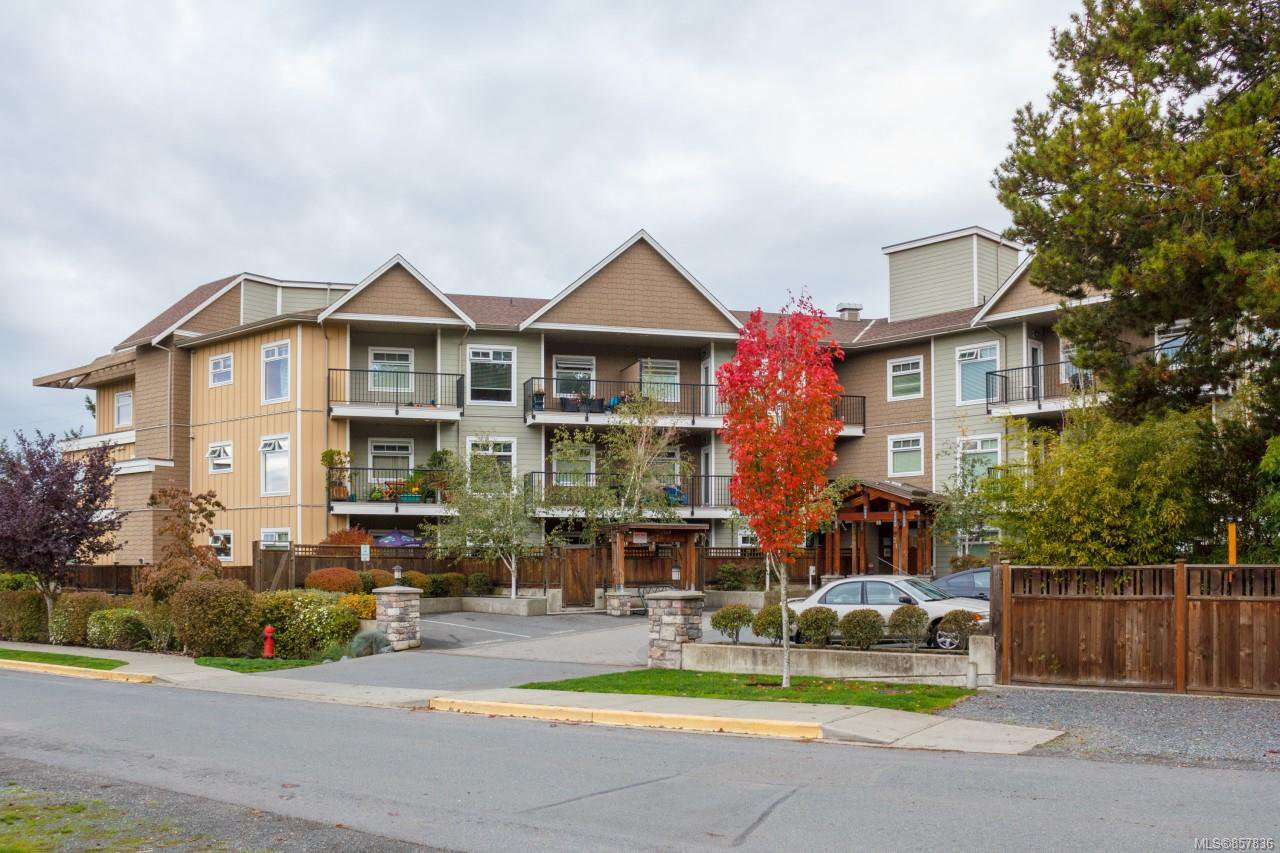 Main Photo: 104 21 Conard St in : VR Hospital Condo for sale (View Royal)  : MLS®# 857836