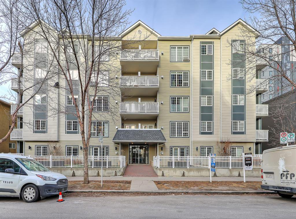 Main Photo: 106 820 15 Avenue SW in Calgary: Beltline Apartment for sale : MLS®# A1058331