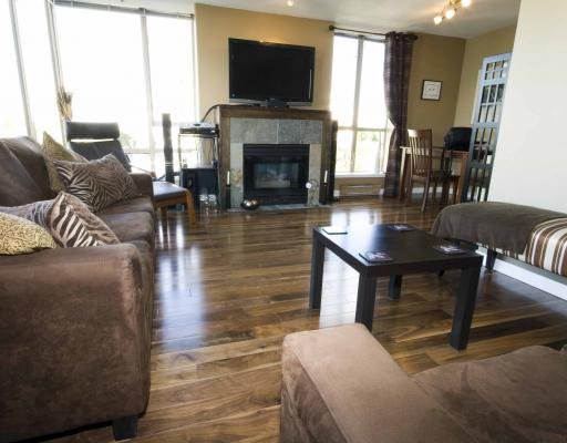 """Main Photo: 703 1405 W 12TH Avenue in Vancouver: Fairview VW Condo for sale in """"THE WARRANTAN"""" (Vancouver West)  : MLS®# V788890"""