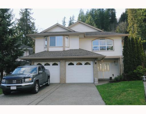 Main Photo: 3300 RAKANNA Place in Coquitlam: Hockaday House for sale : MLS®# V808044