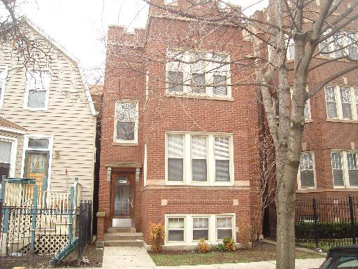 Main Photo: 3728 MARSHFIELD Avenue Unit GARDEN in Chicago: Lake View Rentals for rent ()  : MLS®# 07360283