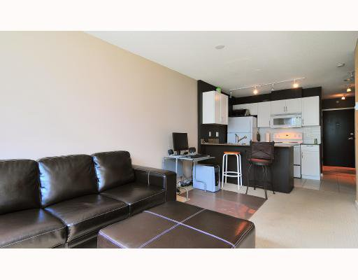 """Photo 4: Photos: 1216 933 HORNBY Street in Vancouver: Downtown VW Condo for sale in """"ELECTRIC AVENUE"""" (Vancouver West)  : MLS®# V724284"""