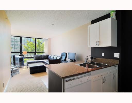 """Photo 5: Photos: 1216 933 HORNBY Street in Vancouver: Downtown VW Condo for sale in """"ELECTRIC AVENUE"""" (Vancouver West)  : MLS®# V724284"""