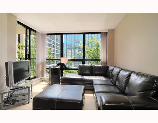 """Photo 3: Photos: 1216 933 HORNBY Street in Vancouver: Downtown VW Condo for sale in """"ELECTRIC AVENUE"""" (Vancouver West)  : MLS®# V724284"""