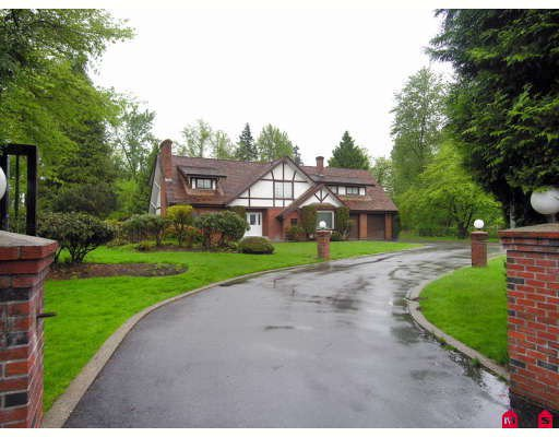 "Main Photo: 23050 76A Avenue in Langley: Fort Langley House for sale in ""FOREST KNOLLS"" : MLS®# F2909694"