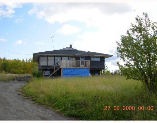 """Main Photo: 9840 AIRPORT Road in Fort_St._James: Fort St. James - Rural House for sale in """"AIRPORT ROAD"""" (Fort St. James (Zone 57))  : MLS®# N194046"""
