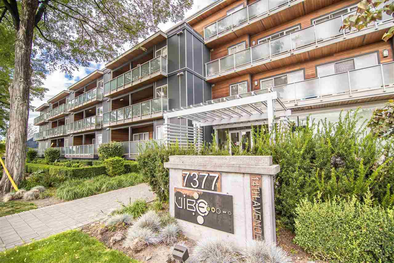 Main Photo: 203 7377 14TH Avenue in Burnaby: Edmonds BE Condo for sale (Burnaby East)  : MLS®# R2401827