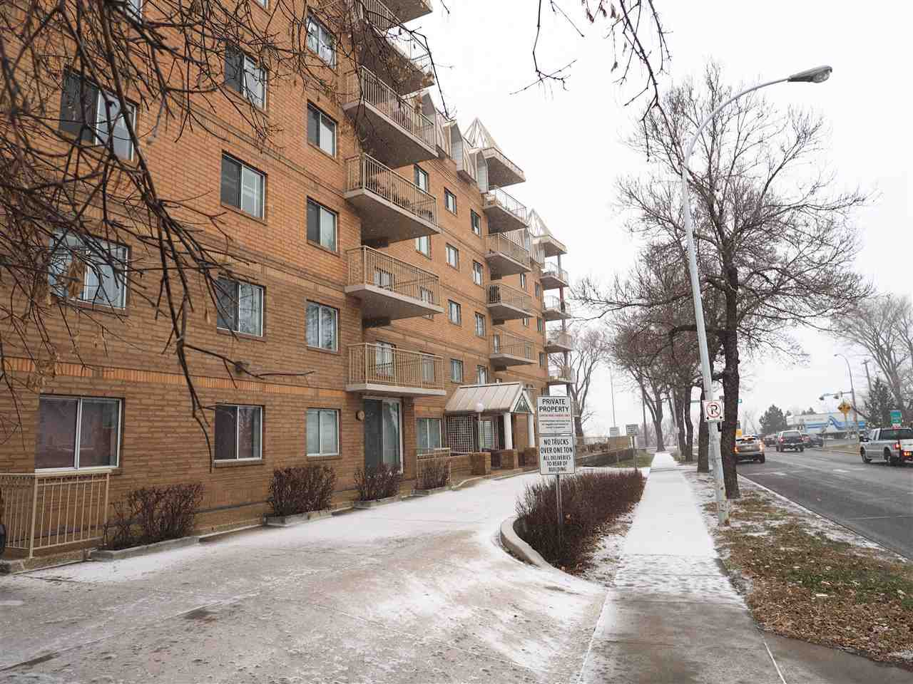 Main Photo: 205 8728 GATEWAY Boulevard in Edmonton: Zone 15 Condo for sale : MLS®# E4178345