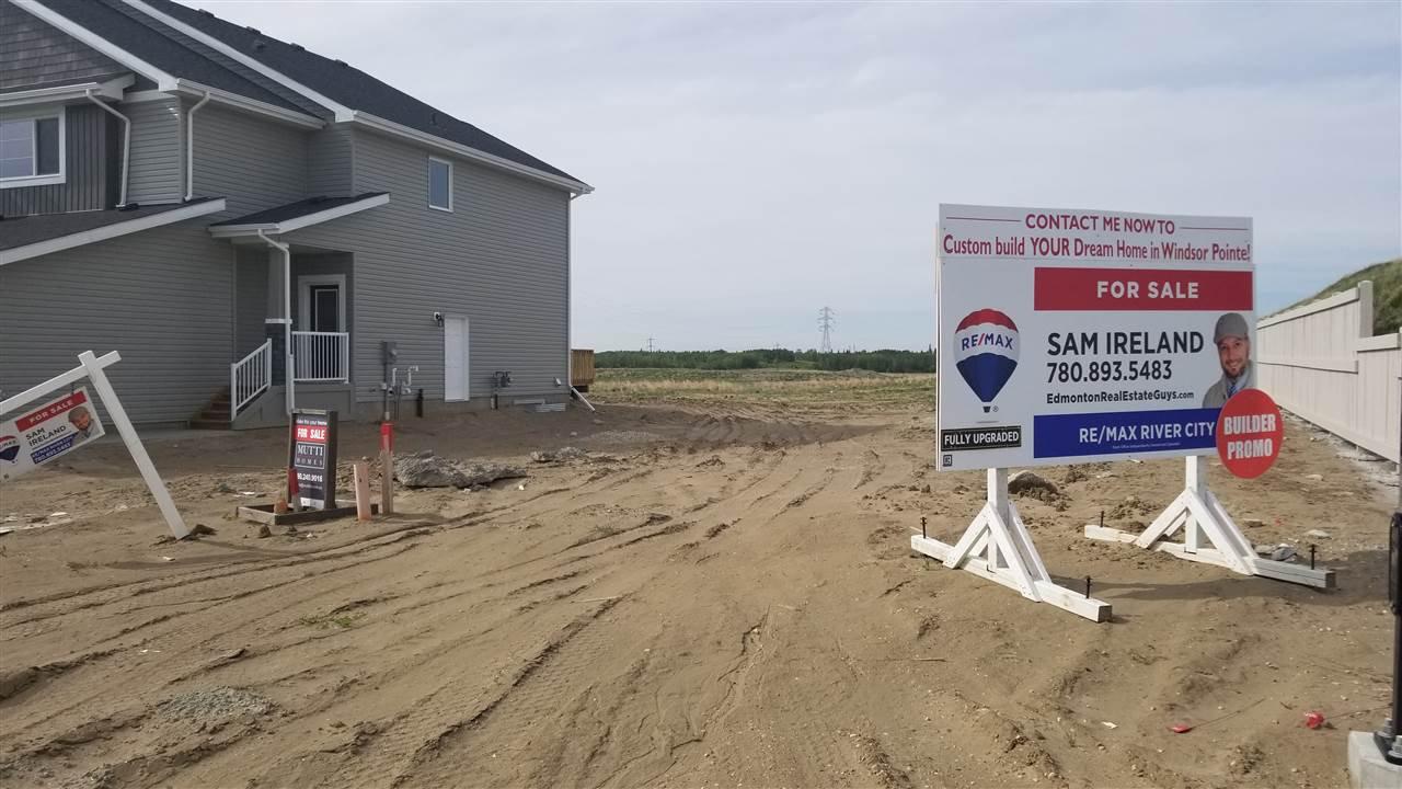 Main Photo: 56 Wingate Way: Fort Saskatchewan House Half Duplex for sale : MLS®# E4196448