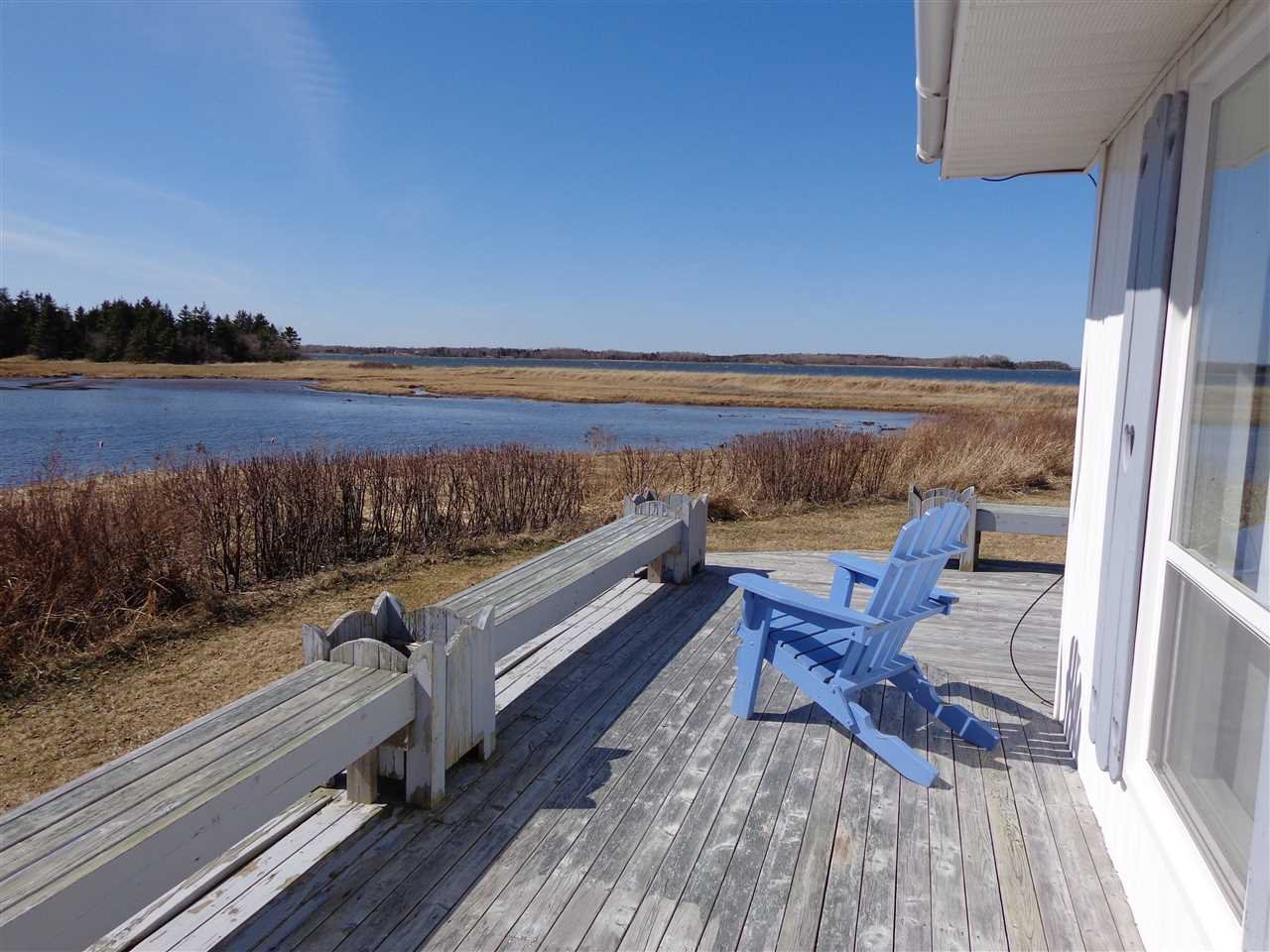Main Photo: 61 Blaine MacKeil Road in Caribou: 108-Rural Pictou County Residential for sale (Northern Region)  : MLS®# 202011798