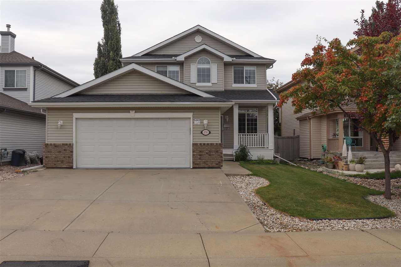 Main Photo: 131 GALLAND Crescent in Edmonton: Zone 58 House for sale : MLS®# E4214455