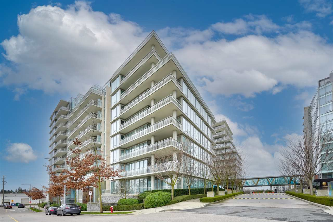 """Main Photo: 206 5199 BRIGHOUSE Way in Richmond: Brighouse Condo for sale in """"RIVER GREEN"""" : MLS®# R2526496"""