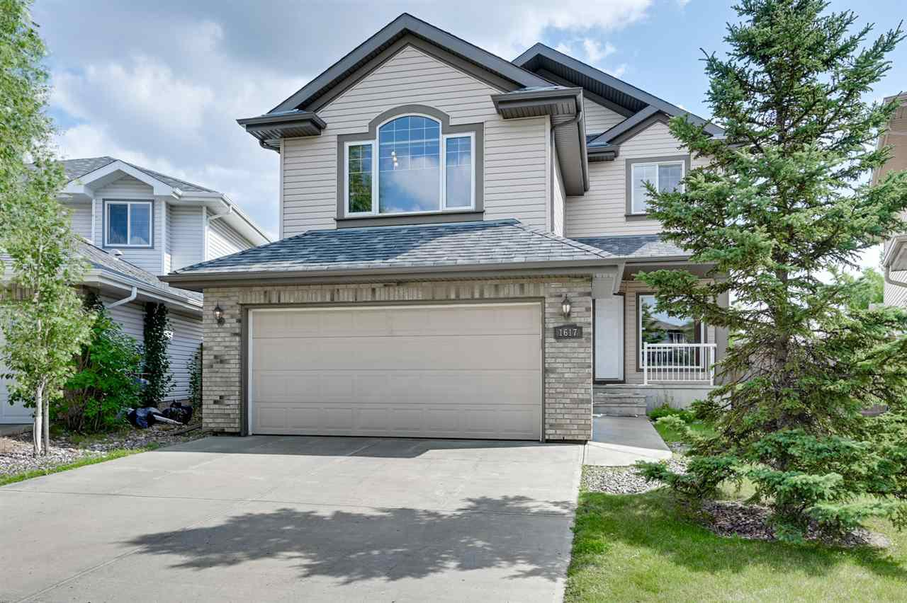 Main Photo: 1617 LACOMBE Court in Edmonton: Zone 14 House for sale : MLS®# E4168982