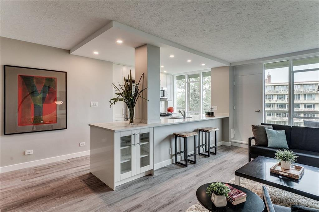 Main Photo: 503 3316 RIDEAU Place SW in Calgary: Rideau Park Apartment for sale : MLS®# C4236260