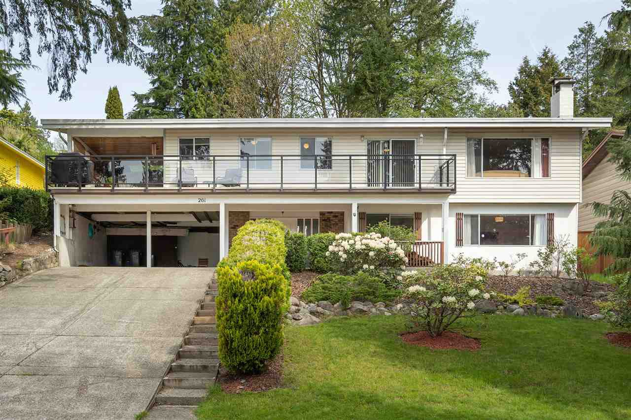 "Main Photo: 261 HARVARD Drive in Port Moody: College Park PM House for sale in ""COLLEGE PARK"" : MLS®# R2402614"