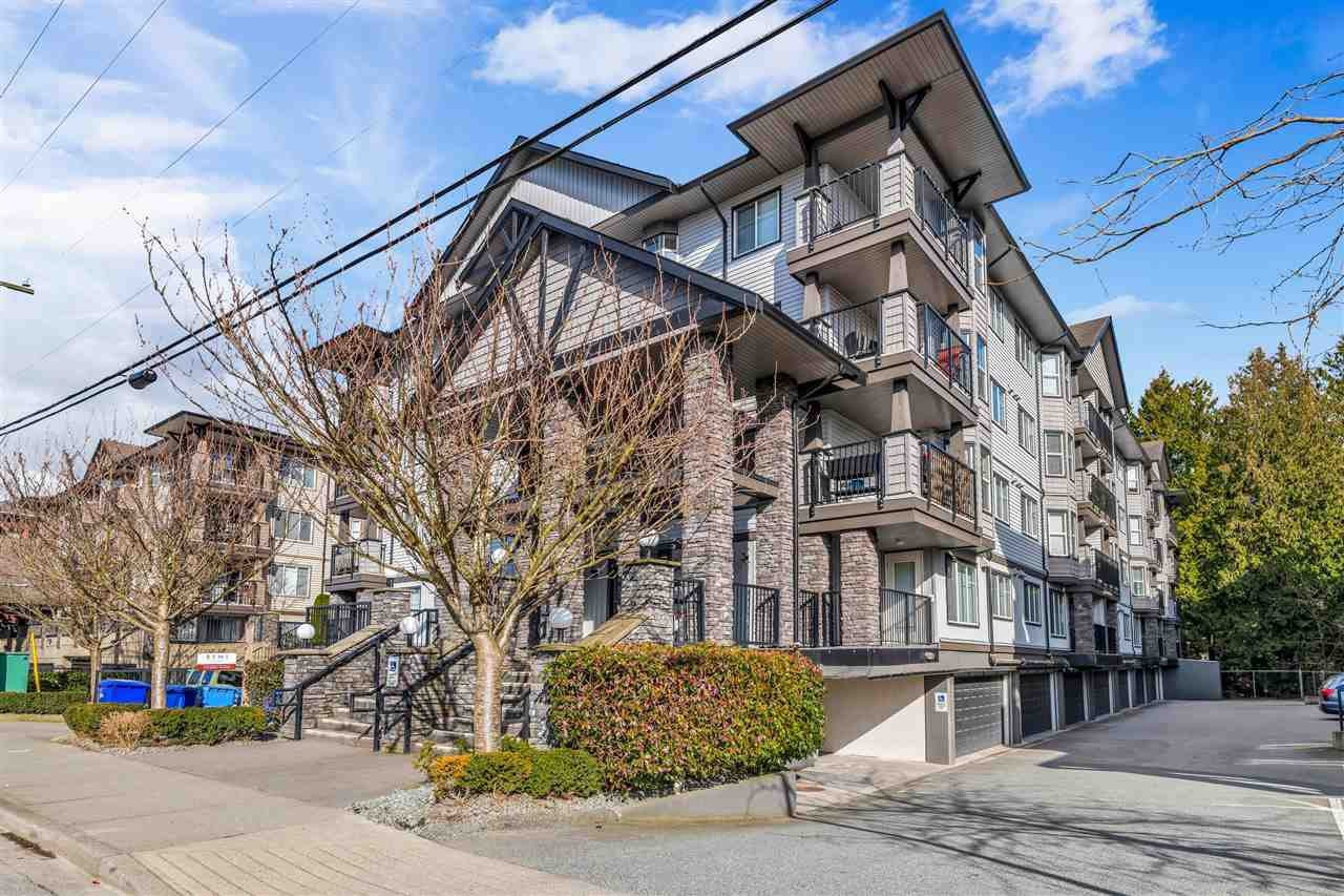 "Main Photo: 407 5474 198 Street in Langley: Langley City Condo for sale in ""Southbrook"" : MLS®# R2442350"