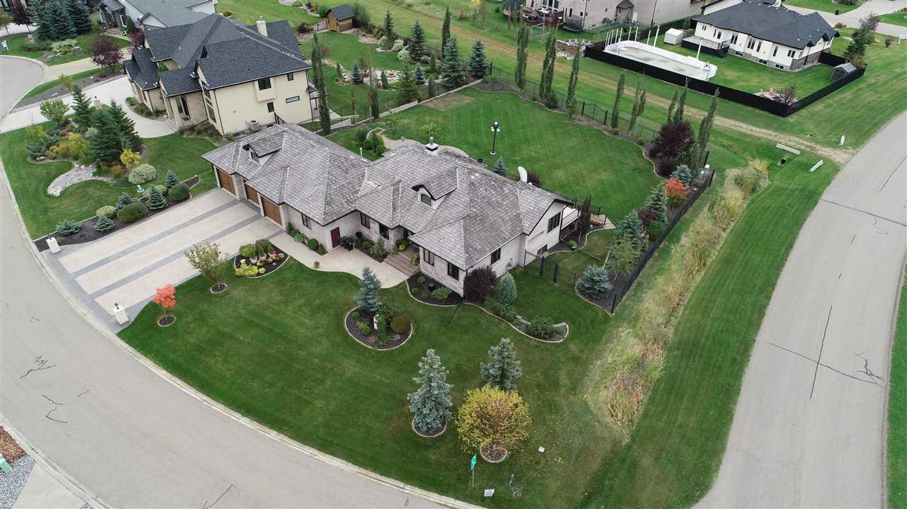 Main Photo: 309 23033 WYE Road: Rural Strathcona County House for sale : MLS®# E4213824