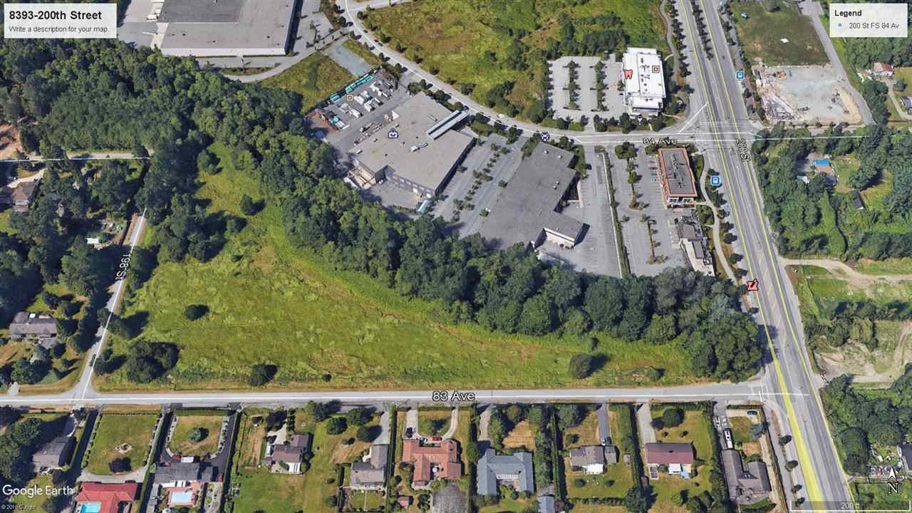Main Photo: 8393 200 Street in Langley: Willoughby Heights Land for sale : MLS®# R2513389