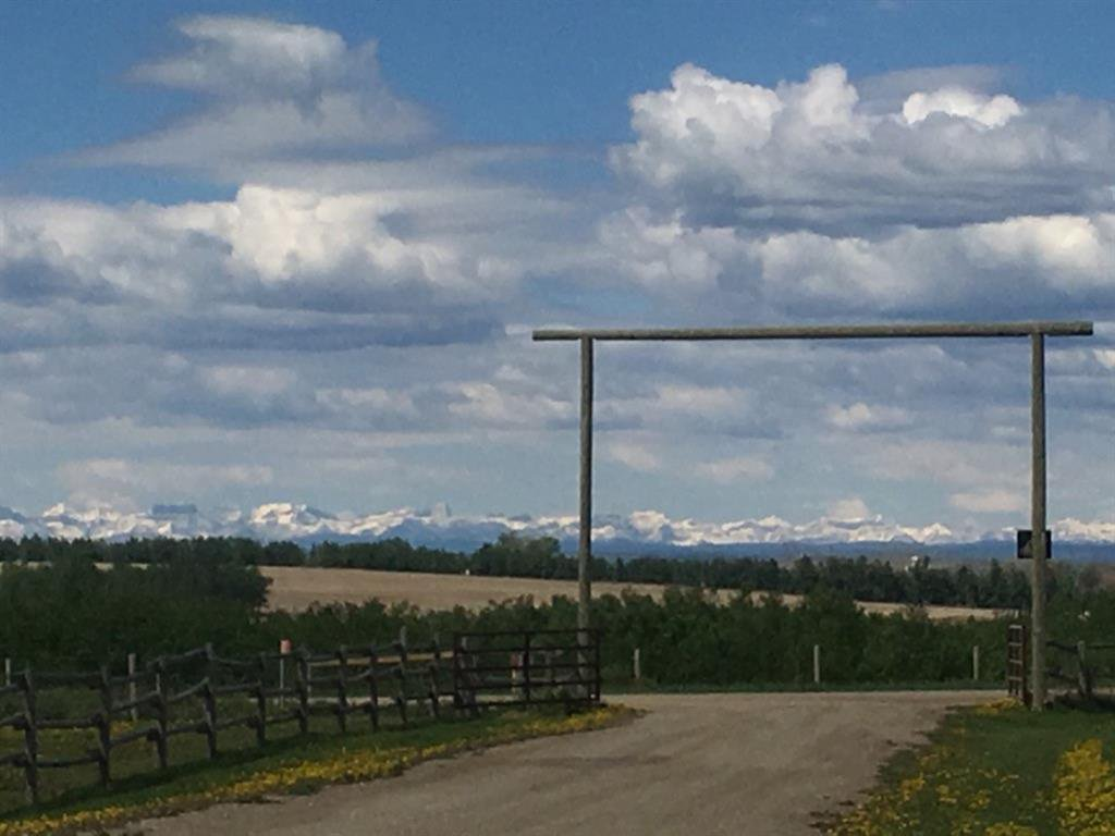 Main Photo: 30117 RANGE ROAD 22: Rural Mountain View County Detached for sale : MLS®# A1051168