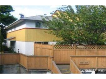 Main Photo: 116 724 Sea Terrace in VICTORIA: VW Victoria West Townhouse for sale (Victoria West)  : MLS®# 214802