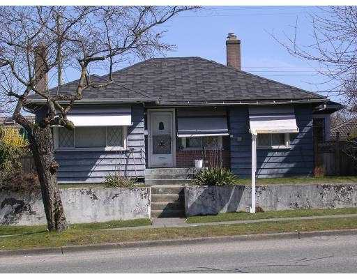 Main Photo: 1434 NANAIMO Street in Vancouver: Renfrew VE House for sale (Vancouver East)  : MLS®# V760490