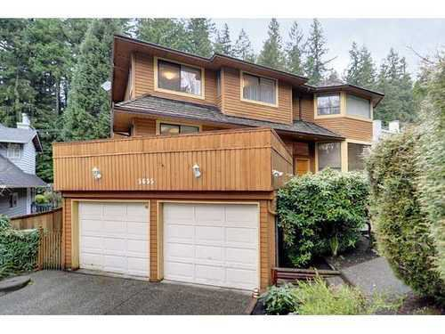 Main Photo: 5635 NANCY GREENE Way in North Vancouver: Home for sale : MLS®# V939486