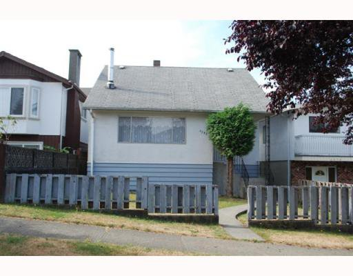 Main Photo: 3582 TANNER Street in Vancouver: Collingwood VE House for sale (Vancouver East)  : MLS®# V783818