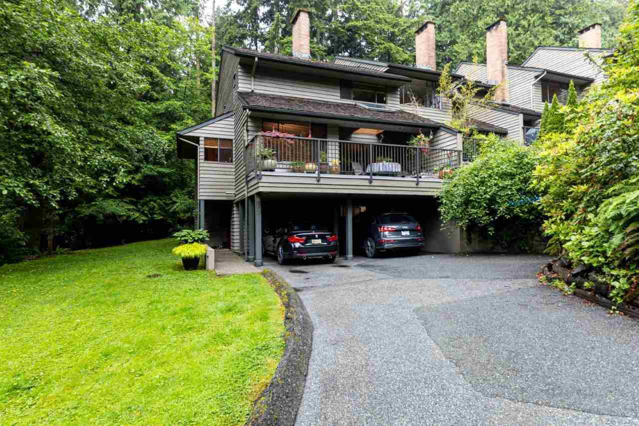 """Main Photo: 827 HENDECOURT Road in North Vancouver: Lynn Valley Townhouse for sale in """"LAURA LYNN"""" : MLS®# R2469327"""