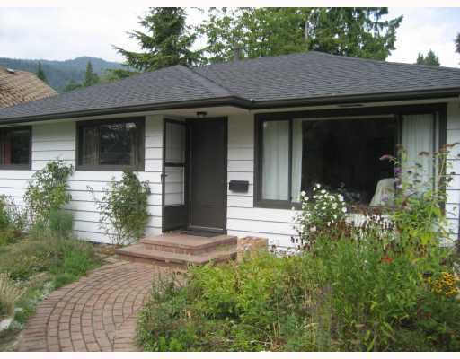 Main Photo: 1646 DEMPSEY Road in North_Vancouver: Lynn Valley House for sale (North Vancouver)  : MLS®# V784317