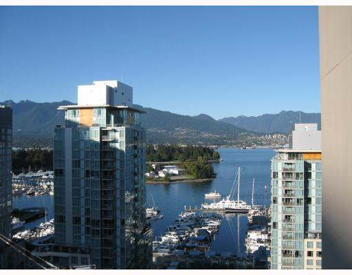 "Main Photo: 1601 1415 W GEORGIA Street in Vancouver: Coal Harbour Condo for sale in ""PALAIS GEORGIA"" (Vancouver West)  : MLS®# V788316"