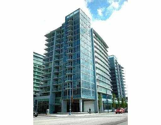 "Main Photo: 1803 7373 WESTMINSTER Highway in Richmond: Brighouse Condo for sale in ""THE LOTUS BY CRESSEY"" : MLS®# V813770"