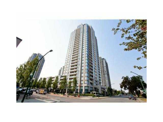 Main Photo: 1805 7063 HALL Avenue in Burnaby: Highgate Condo for sale (Burnaby South)  : MLS®# V862455