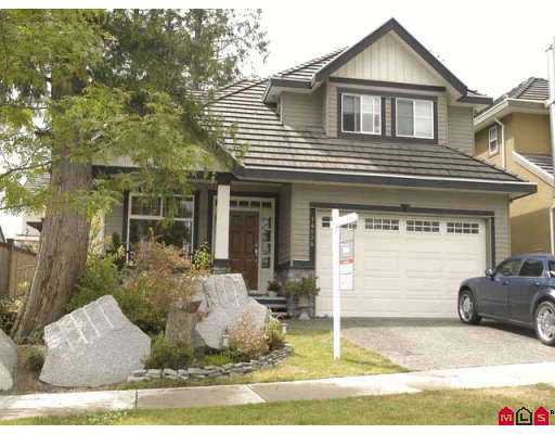 "Main Photo: 14978 35TH Ave in Surrey: Morgan Creek House for sale in ""West Rosemary"" (South Surrey White Rock)  : MLS®# F2622860"