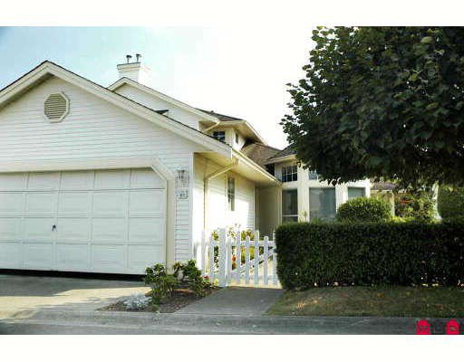"""Main Photo: 67 9208 208TH Street in Langley: Walnut Grove Townhouse for sale in """"CHURCHILL PARK"""" : MLS®# F2917386"""