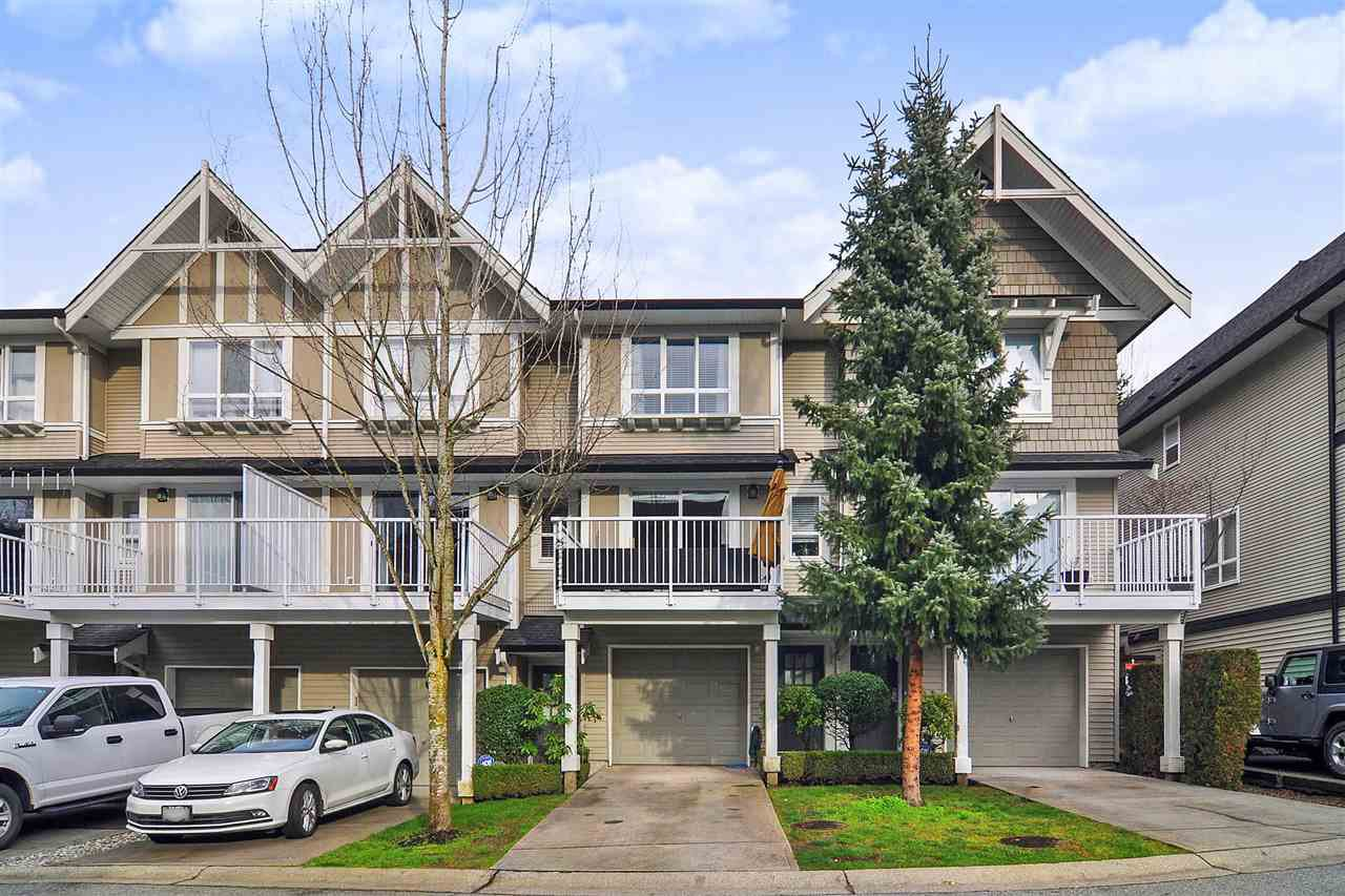 "Main Photo: 154 6747 203 Street in Langley: Willoughby Heights Townhouse for sale in ""SAGEBROOK"" : MLS®# R2427600"