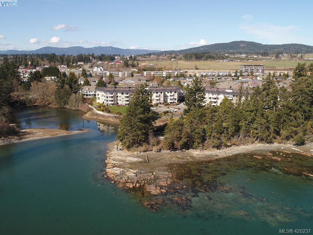 Main Photo: 2133 2600 Ferguson Rd in SAANICHTON: CS Turgoose Condo Apartment for sale (Central Saanich)  : MLS®# 831705