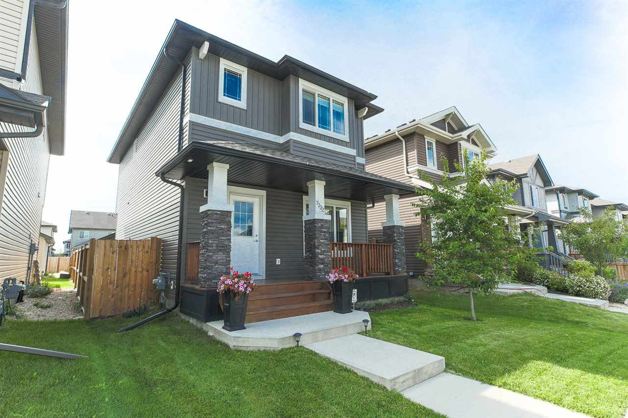 Main Photo: 7222 ARMOUR Crescent in Edmonton: Zone 56 House for sale : MLS®# E4198189