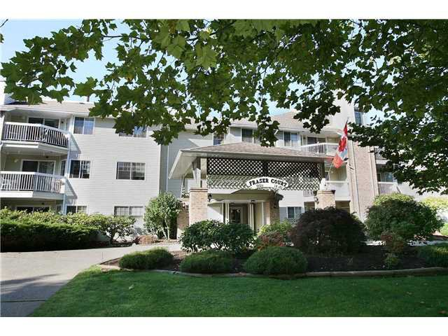 "Main Photo: 316 22514 116TH Avenue in Maple Ridge: East Central Condo for sale in ""FRASER COURT IN FRASERVIEW"" : MLS®# V854611"