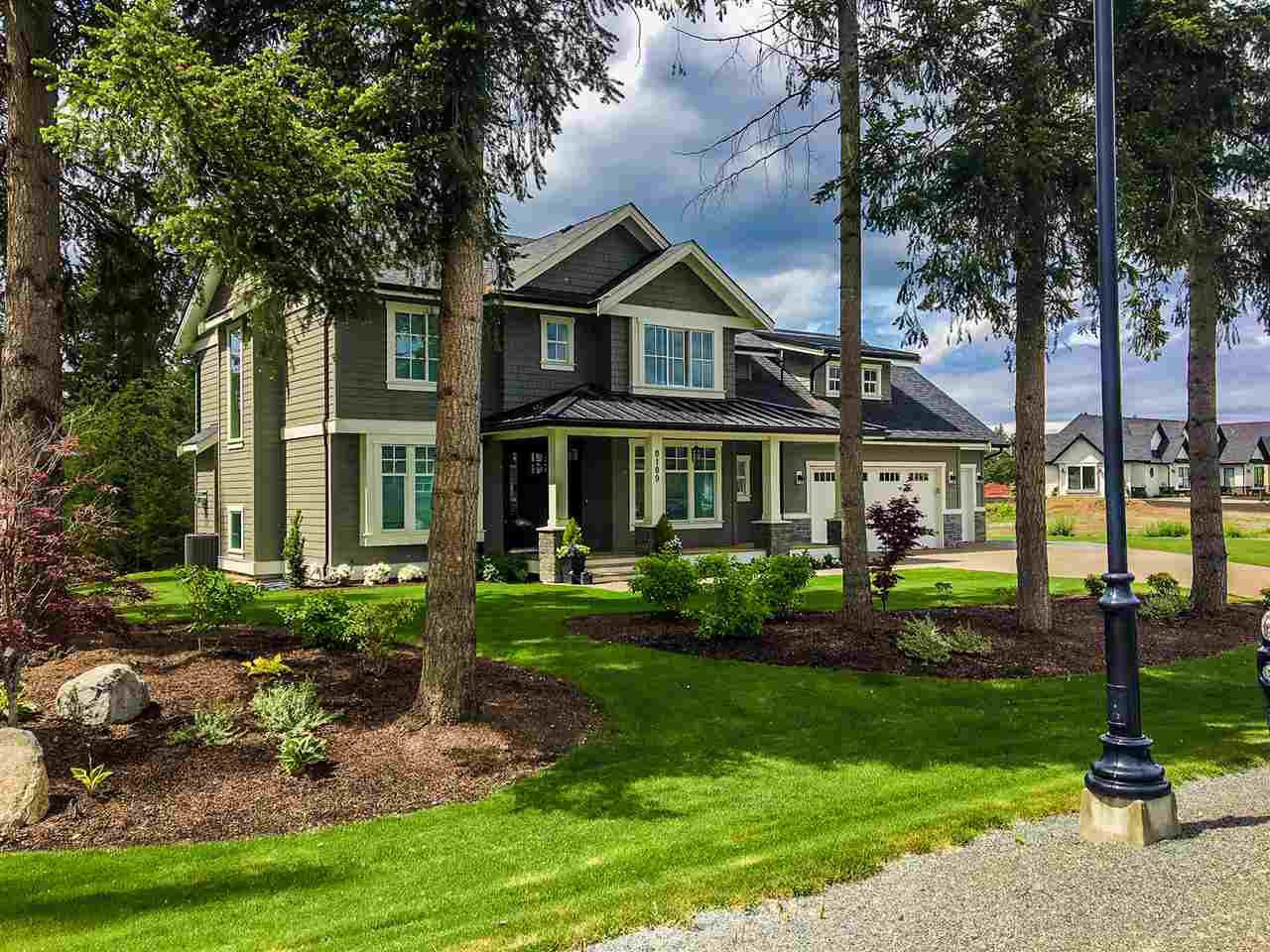 Main Photo: 8109 231 Street in Langley: Fort Langley House for sale : MLS®# R2405260