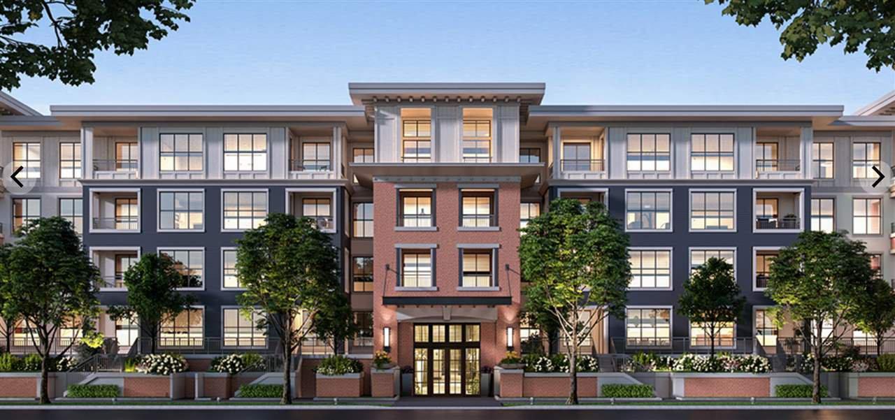 "Main Photo: 230 9500 TOMICKI Avenue in Richmond: West Cambie Condo for sale in ""Trafalgar Square"" : MLS®# R2417394"