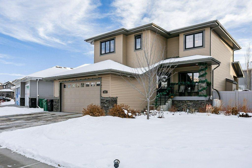 Main Photo: 315 Bridgeport Place: Leduc House for sale : MLS®# E4183041