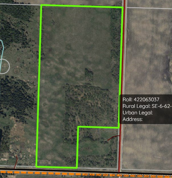 Main Photo: 225000 HWY 661: Rural Athabasca County Rural Land/Vacant Lot for sale : MLS®# E4197474